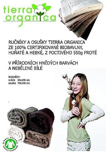 NABIDKA RUCNIKY TIERRA ORGANIC